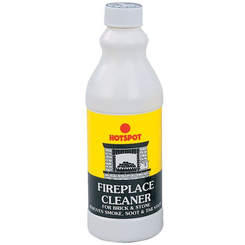 Fireplace Cleaner - 500ml