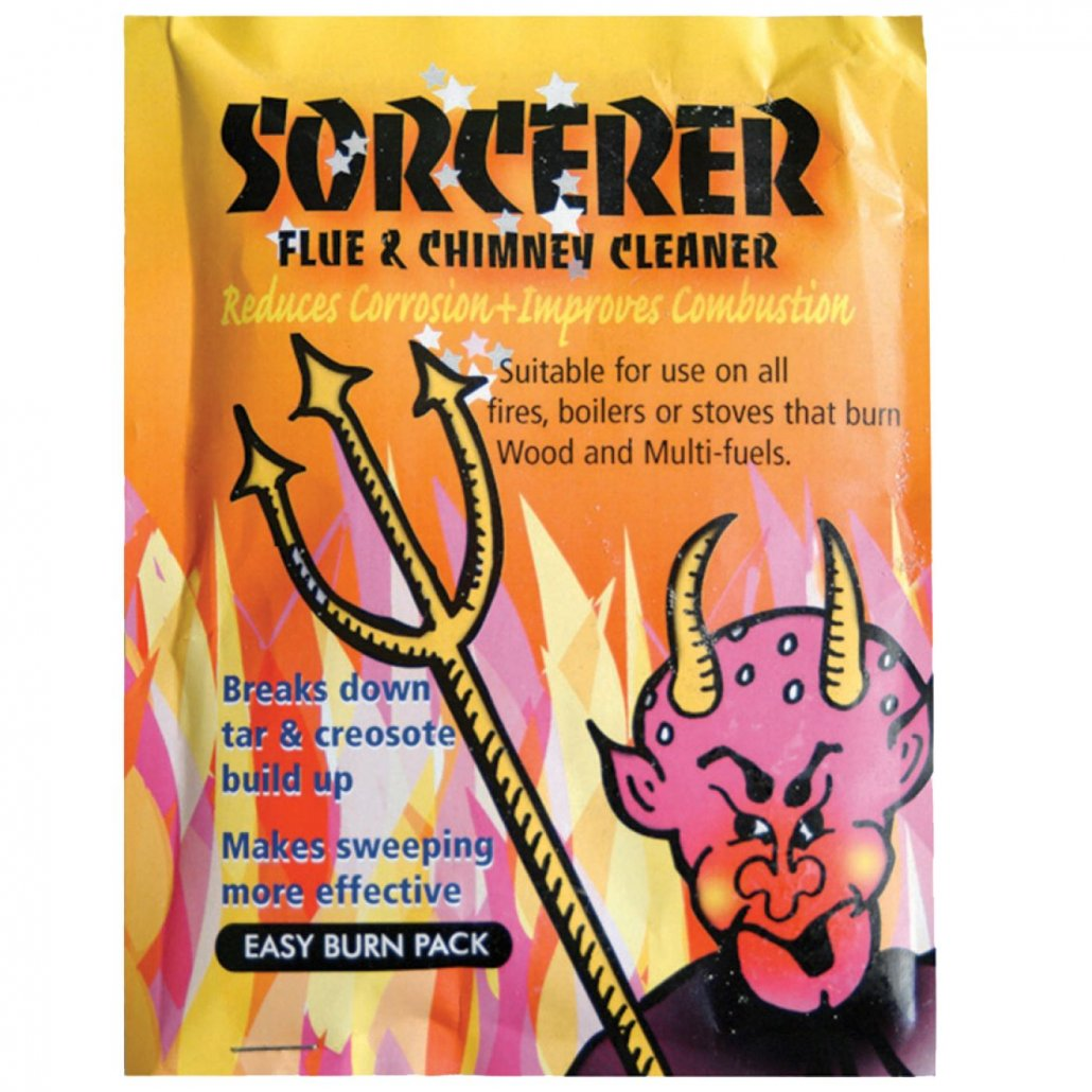 Sorcerer Chimney Cleaner - 90g