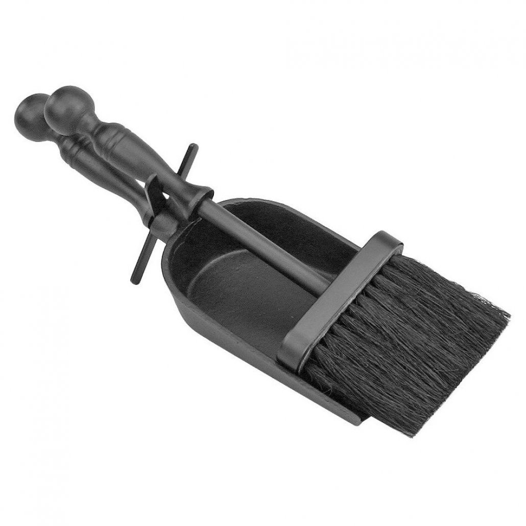 Hearth Tidy Duchess - Black - 30