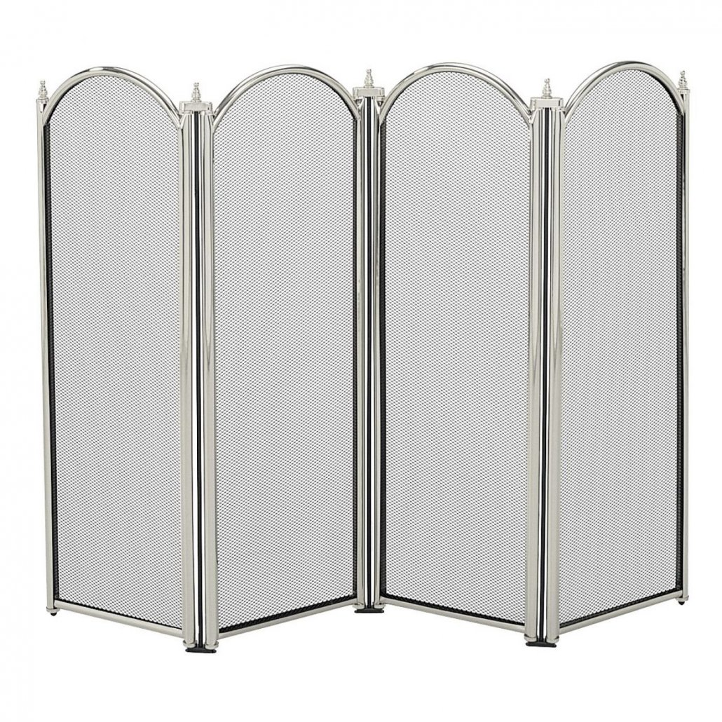 Dynasty 4 Fold - Pewter - 64 x 84