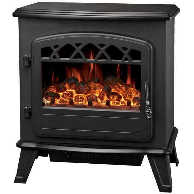 Zodiac Electric Stove - Black