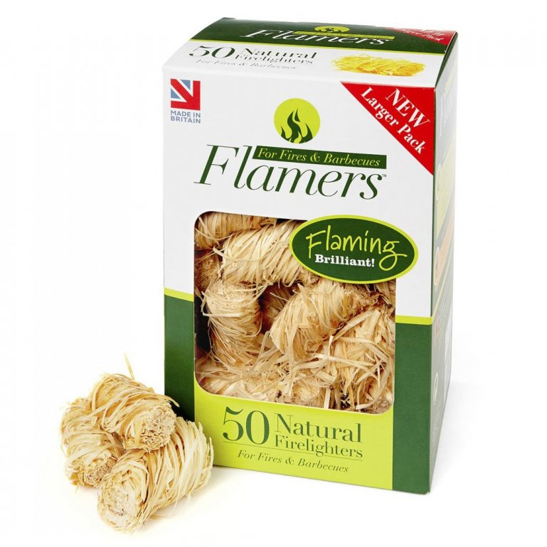 Certainly Wood Flamers 50