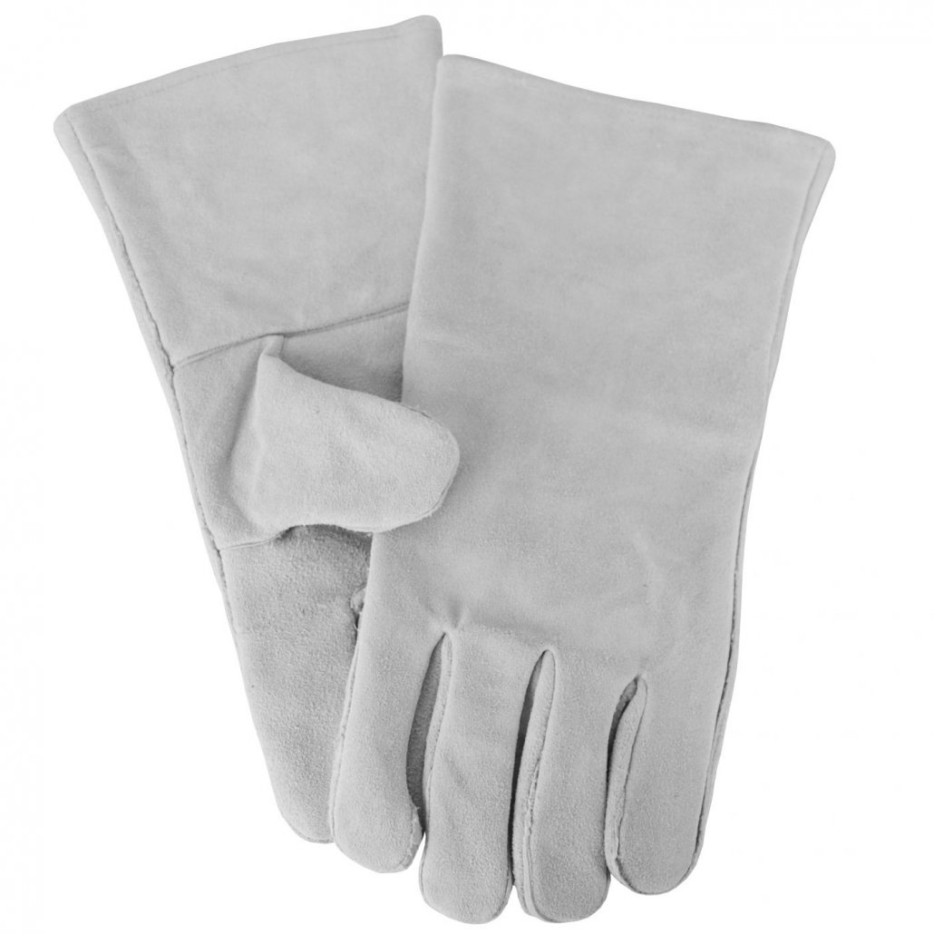 Fireside Gloves - Grey