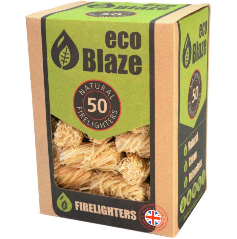 EcoBlaze Natural Firelighters