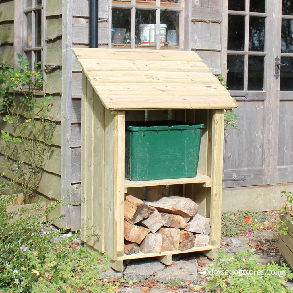 The Little Okeford Log Store