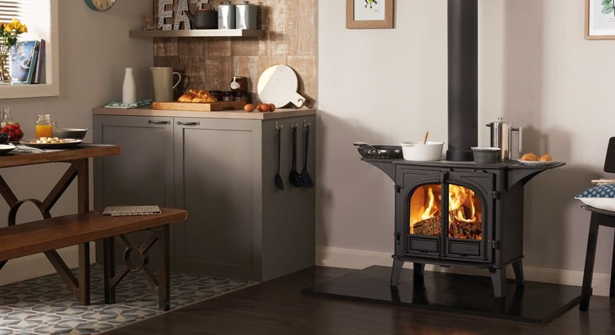 Stockton 8 Cook Stove